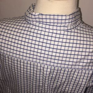 Tommy Hilfiger Tops - Tommy Hilfiger Checked Blouse 🐝 Size 8